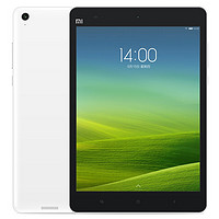 MI 小米 平板 7.9英寸 Android 平板电脑(2048*1536 dpi、NVIDIA Tegra K1、2GB、16GB、WiFi版、白色)
