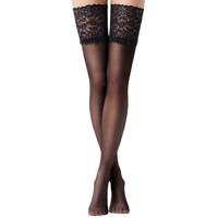 Calzedonia 女士20D过膝美腿袜 LIA008 019 S/M 黑色