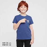 UNIQLO 优衣库 乐高幻影忍者系列 小童印花T恤