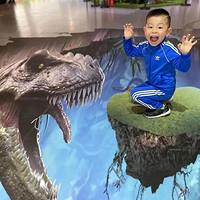"""畅玩1500㎡超大型""""霸主恐龙""""超时空体验展!上海霸主恐龙展1大1小亲子票"""