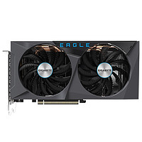 GIGABYTE 技嘉 GeForce RTX 3060 Ti EAGLE OC 显卡 8GB
