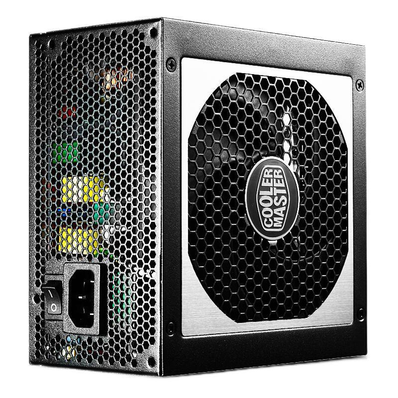 COOLER MASTER 酷冷至尊 V650 金牌(90%)全模组ATX电源 650W