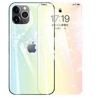 LONGER 朗客 iphone 11/XR 手机贴膜 三片装(非全覆盖膜)