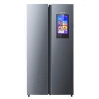 24日0点:VIOMI 云米 云小鲜系列 BCD-458WMLAD02A 对开门冰箱 458L 星空灰