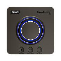 CREATIVE 创新 SOUND BLASTER X4 USB外置声卡