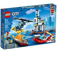 LEGO 乐高 城市系列 60308 海滨消防任务