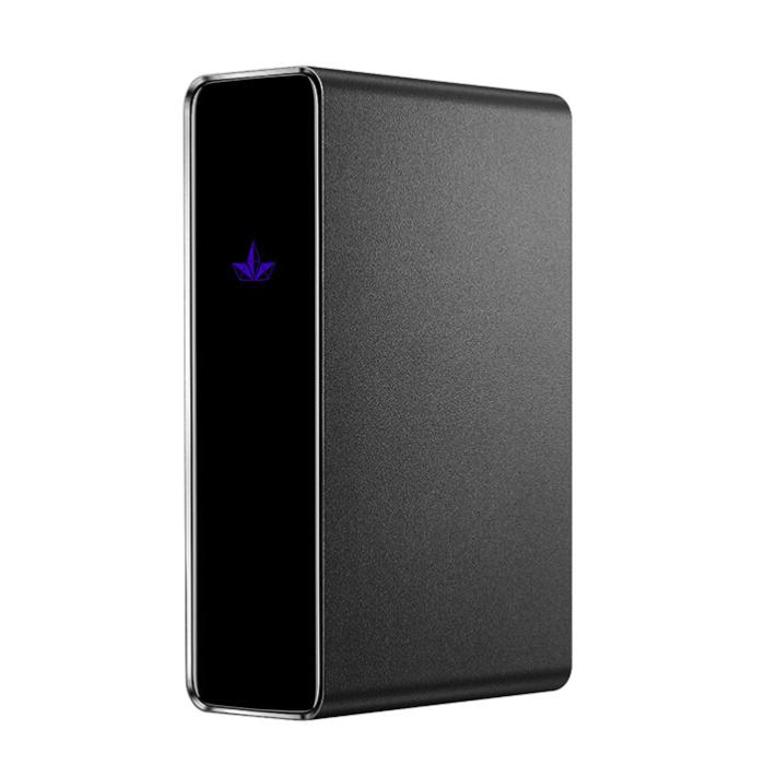 玩客云 WS1608 2盤位NAS(ARM四核、1GB)