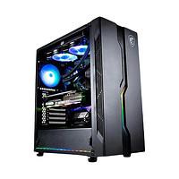 MSI 微星  MAG Vampiric 010 RGB ATX機箱 半側透 黑色