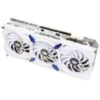 GALAXY 影驰 GeForce RTX 3070 Ti HOF Pro 显卡 8GB 白色