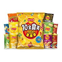 Lay's 乐事 薯片 410g*1包