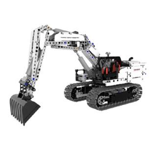 ONEBOT 爱其科技 工程系列 GCWJJ01IQI 工程挖掘机 重制版