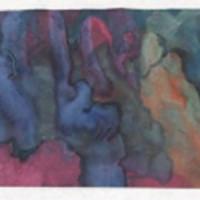 Artron 雅昌 王迦南《仙境图》沙发背景墙装饰画 挂画卧室玄关客厅走廊画