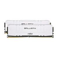 Crucial 英睿达 铂胜系列 DDR4 3600MHz 台式机内存条 16GB(8GBx2)C9BLL精选颗粒