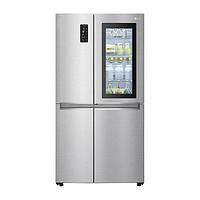 LG 乐金 S641NS76B 对开门冰箱 643L