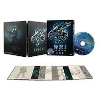 异形 2  30周年铁盒纪念版(蓝光碟 BD50)