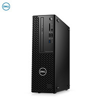 戴尔(DELL)Precision T3440/T3450 塔式图形工作站台式电脑主机 I7-10700/8G/256G+1T/集成显卡 /Win10H/DVDRW/3年上门服务