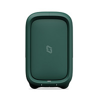ZSpace 极空间 个人云 Z2 四核 2盘位 NAS私有云 网络存储服务器(配2×4TB硬盘)暗夜绿色