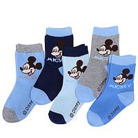 Disney 迪士尼 儿童中筒袜