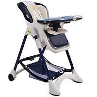 Pouch 帛琦 K05 婴儿餐椅 藏青色