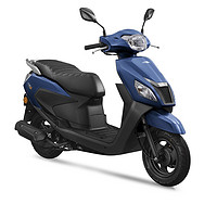 WUYANG-HONDA 五羊-本田 摩托车整车 全款 哑光蓝