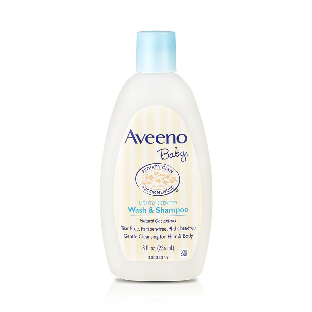Aveeno 艾惟诺 每日倍护系列 婴幼儿洗发沐浴露