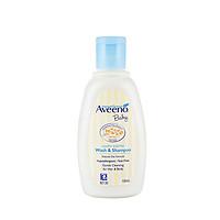 Aveeno 艾惟诺 每日倍护系列 婴幼儿洗发沐浴露 100ml