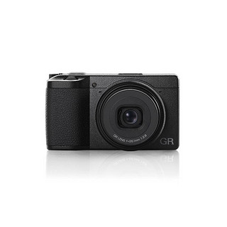 RICOH 理光 GR 3x APS-C画幅 便携数码相机(40mm、F2.8)