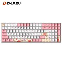 Dareu 达尔优 A100 三模机械键盘 TTC轴 快银轴 100键