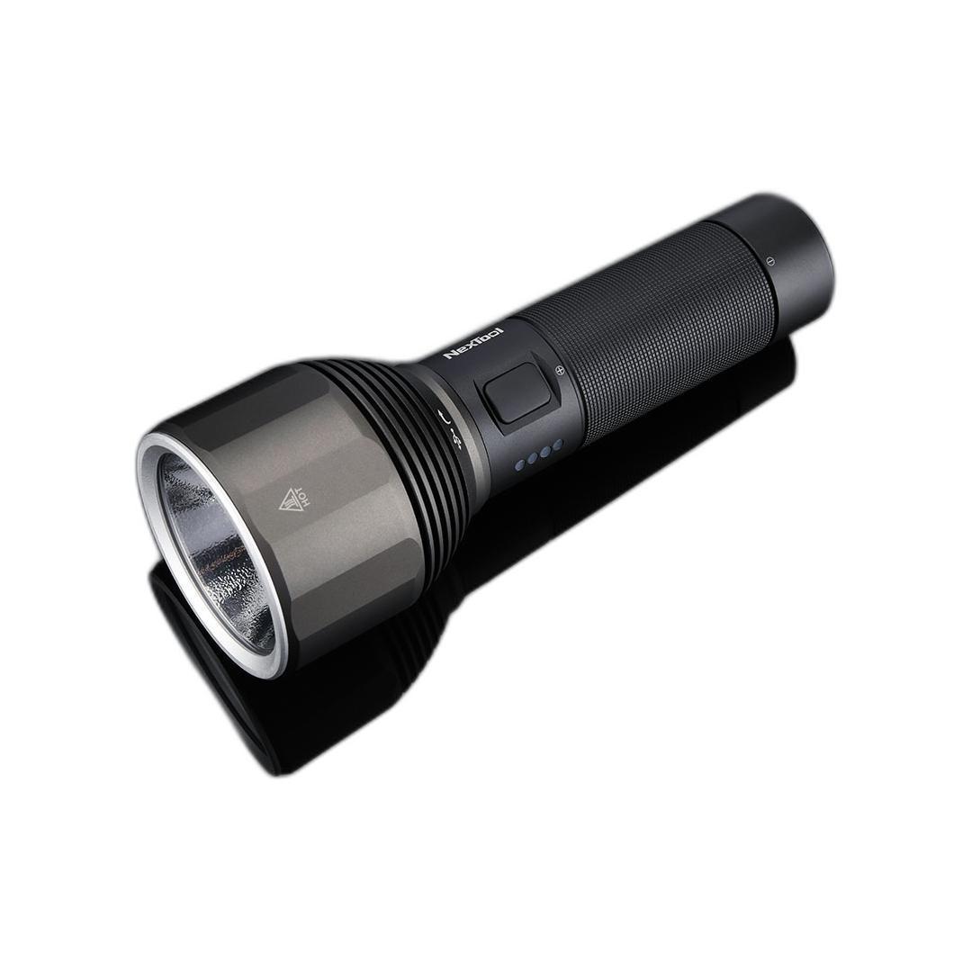 NexTool 纳拓 户外强光手电筒 黑色 2000流明