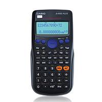 卡西欧 FX-95ES PLUS学生多功能科学函数计算器FX95ES计算机 95ES黑色