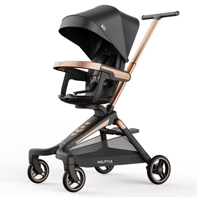 婴儿双向推车 F1-豪华炫酷黑