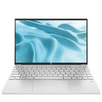 HP 惠普 Pavilion星 13Air 13.3英寸 轻薄本 银色 (锐龙R5-5600U、核芯显卡、16GB、512GB SSD、2.5K、IPS、Pavilion 13-be0158AU)