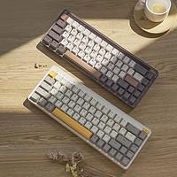 米物 MWMKBO1 ART系列 三模机械键盘  68键