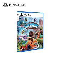 SONY 索尼 国行 PS5游戏光盘《麻布仔大冒险》