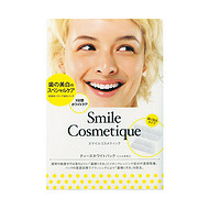 Smile Cosmetique 美白去黄牙贴6对12片牙齿洁白美牙贴片