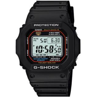 CASIO 卡西欧 G-SHOCK系列 43.2毫米太阳能电波腕表 GW-M5610-1