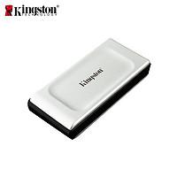 Kingston 金士顿 SXS2000 USB3.2 移动固态硬盘(PSSD)Type-C 2TB