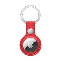 Apple 苹果 AirTag 皮革钥匙扣