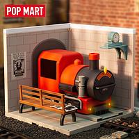 POP MART 泡泡玛特 哈利波特9又3/4站台系列