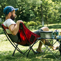 Naturehike 挪客户外 NH18X004-Y 户外折叠椅