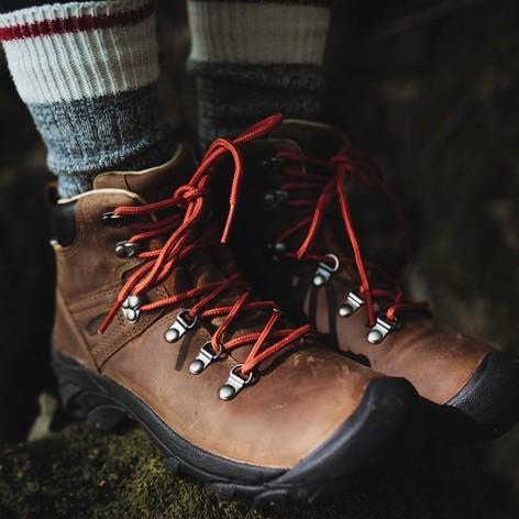 PYRENEES 1004156 男/女款高帮登山鞋