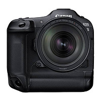 Canon 佳能 EOS R3 全画幅 数码单反相机 2410万像素