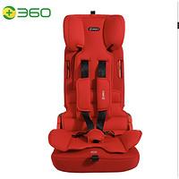 360 T201 折叠式儿童安全座椅