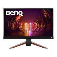 BenQ 明基 莫比乌斯 EX2710Q 27英寸 IPS FreeSync 显示器 (2560×1440、165Hz、95%DCI- P3、HDR400)