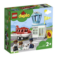 LEGO 乐高 得宝系列 10961 飞机和机场