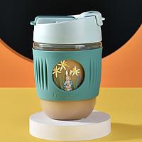 PETER RABBIT 比得兔 咖啡杯 350ml 香竹绿