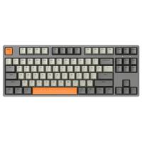 iKBC C200 机械键盘 青轴 87键 深空灰