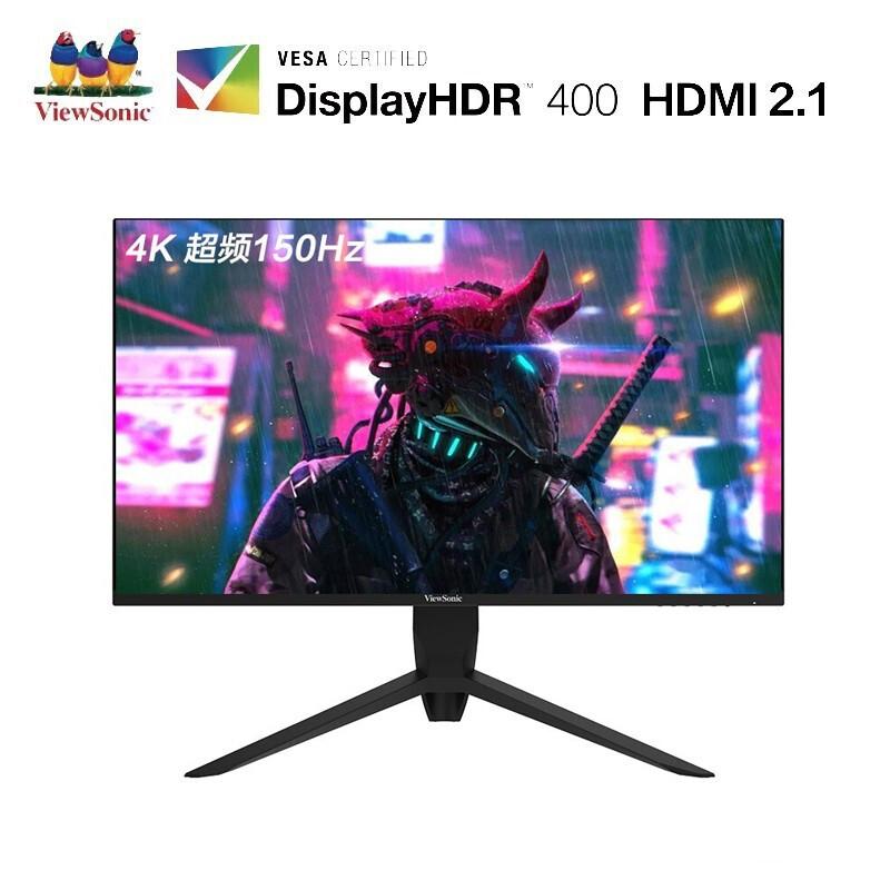 VX2880-4K-PRO 28英寸显示器 (4K、150Hz、HDR400、Type-c反向充电65W)