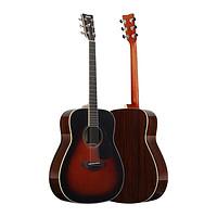 YAMAHA 雅马哈 FG系列 FG830 民谣吉他 原声款 41寸 烟棕色 亮光