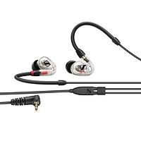 SENNHEISER 森海塞尔 IE 100 PRO 入耳式挂耳式动圈降噪有线耳机 透明 3.5mm